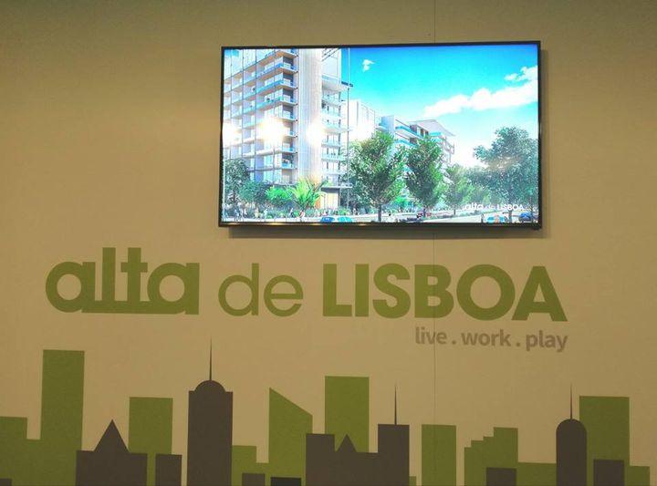 Alta de Lisboa marca presença na maior feira de imobiliário do país